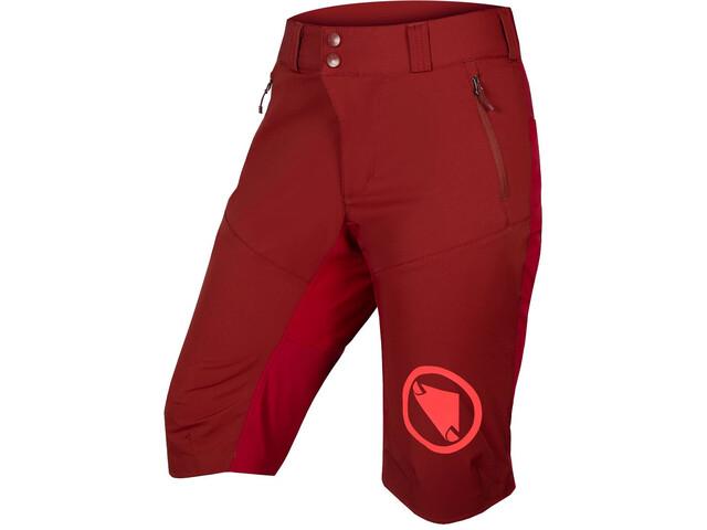 Endura MT500 Spray II Pantaloncini Donna, cocoa